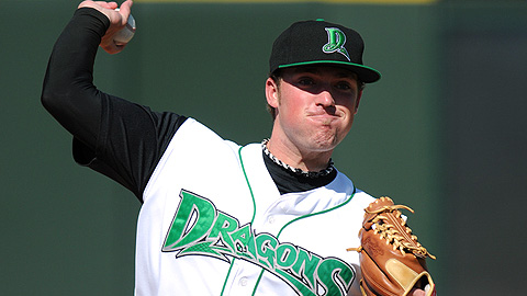 Drew Hayes, a former high school quarterback, had 89 strikeouts and 22 saves.