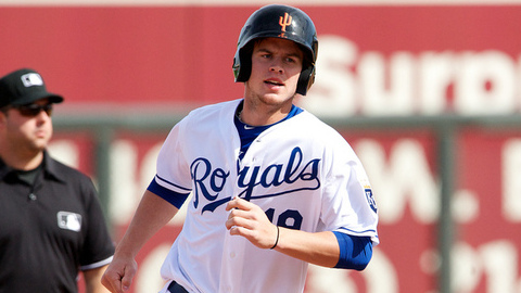 Wil Myers batted .360 with four homers in 23 Arizona Fall League games.