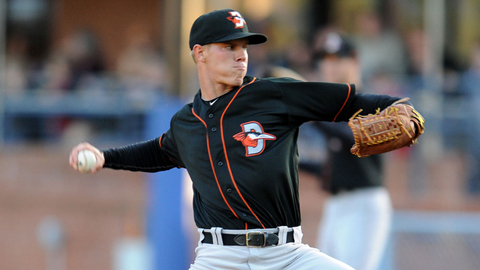 Dylan Bundy has struck out 25 without giving up a run in 17 innings.